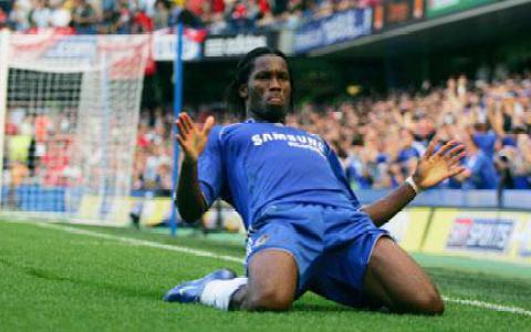 Didier Drogba vĩ đại nhất Chelsea