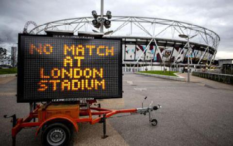 Hôm nay, các đội Premier League tập luyện giai đoạn 1