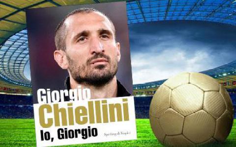 Chiellini và cuốn tự truyện 'gây bão'