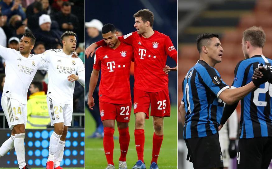 Real, Bayern cùng Inter lập dự án đặc biệt hậu Covid-19