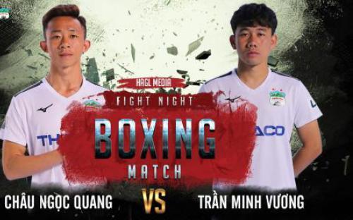Tin bóng đá sáng 28/5: Cầu thủ HAGL đấu boxing, Hà Nội FC khẳng định ngôi vua bóng đá Việt Nam