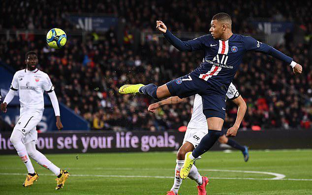 Mbappe mùa thứ 2 liên tiếp giành Vua phá lưới Ligue 1