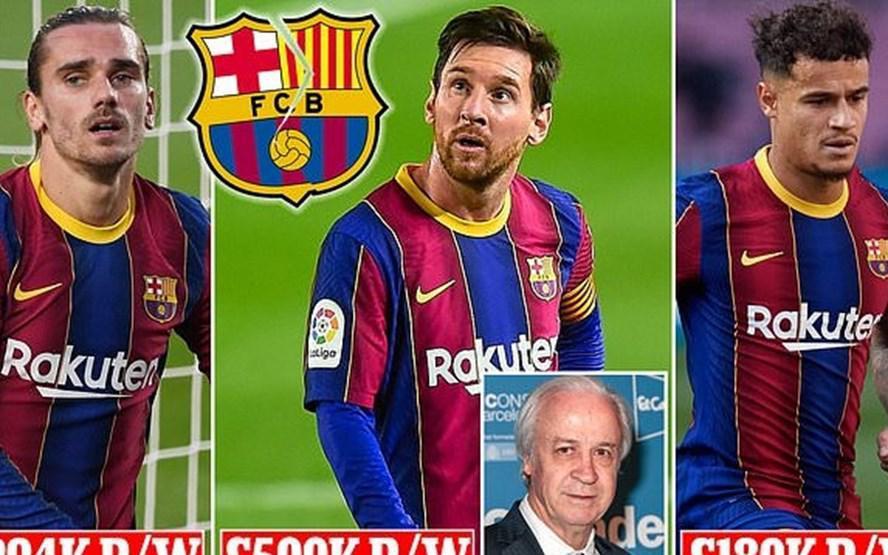 Bán Messi, giảm lương đội bóng: Barcelona và cú thoát hiểm tài chính