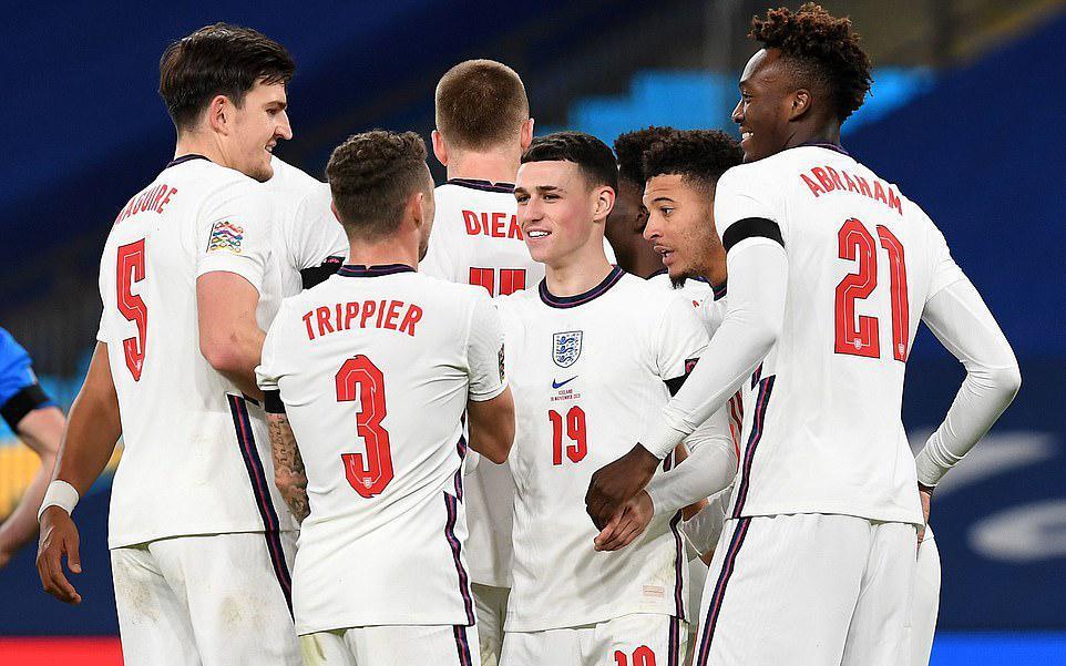 Anh 4-0 Iceland: Cơn gió tuổi trẻ