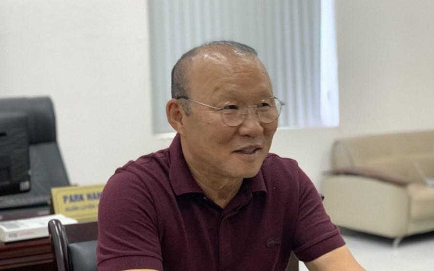 """Thầy Park: """"Việt Nam là vùng đất cơ hội cho huấn luyện viên Hàn Quốc"""""""