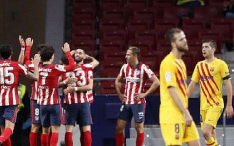 Atletico: Ứng viên số 1 vô địch La Liga đã lộ diện