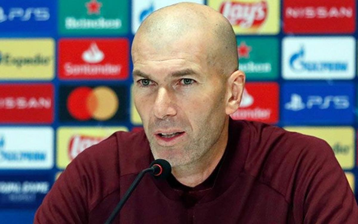 """Real Madrid khủng hoảng, HLV Zidane vẫn tự tin """"đòi nợ"""" Shakhtar Donetsk"""