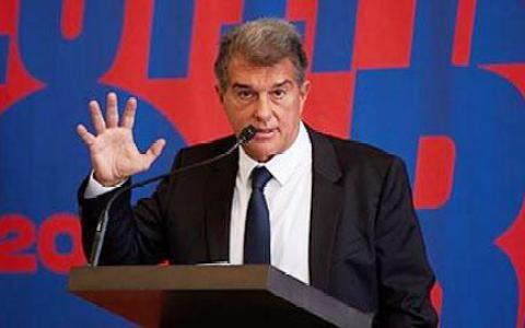 Laporta tranh cử chủ tịch Barca: Giữ Messi và chờ Guardiola