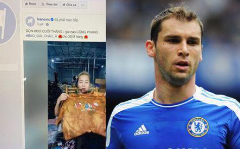 Hacker Việt Nam rao bán page của cựu sao Chelsea