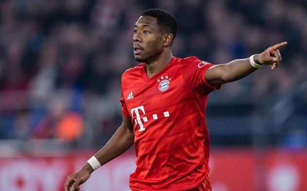Alaba chốt điều kiện đắt giá để ký hợp đồng với Bayern