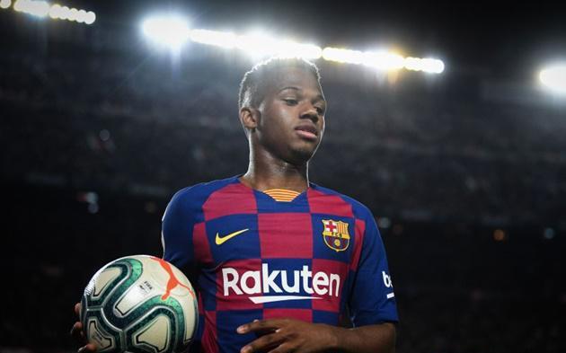 Top 10 tài năng trẻ sáng giá nhất La Liga 2019/2020:
