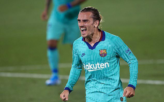 CHUYỂN NHƯỢNG 9/7: Barca ra phán quyết về Griezmann