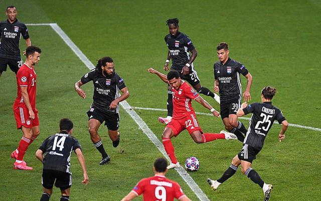 Gnabry được ca ngợi lên mây khi giúp Bayern Munich giành chiến thắng