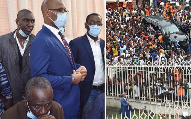 Drogba tranh cử tổng thống Bờ Biển Ngà: Khi danh tiếng bóng đá là thế mạnh