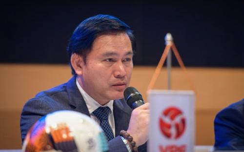 Ông Trần Anh Tú: Còn nhiều phương án để LS V.League 2020 về đích
