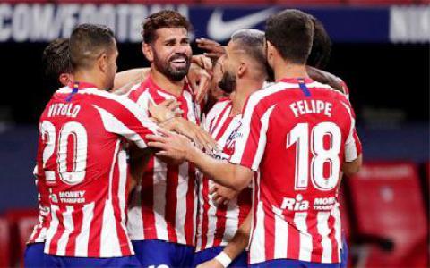 Càng thắng đậm, Atletico càng thấy cần tiền đạo