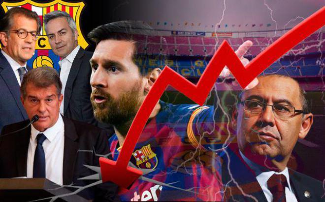 Nghịch lý Barcelona: CLB giàu nhất thế giới nhưng 'không một xu dính túi'
