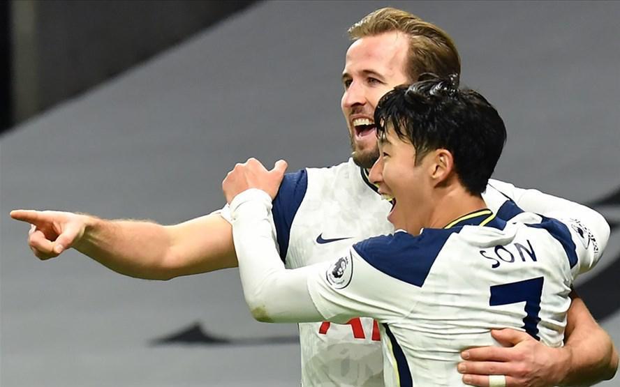 Kane – Son trước cánh cửa lịch sử tại Premier League