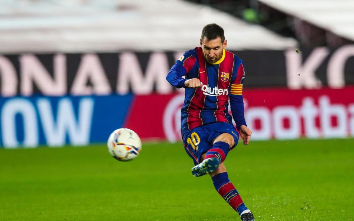 Messi và Griezmann tỏa sáng, Barca