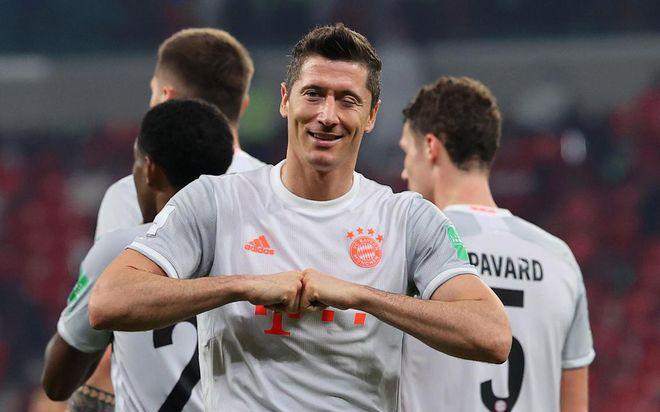 Lewandowski và Bayern Munich hướng tới cú ăn 6 để đời