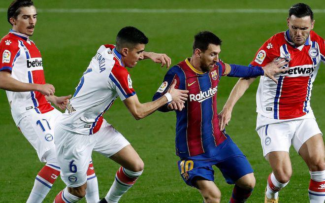 Messi là nạn nhân lớn nhất của VAR ở La Liga, 3 bàn thắng bị từ chối oan