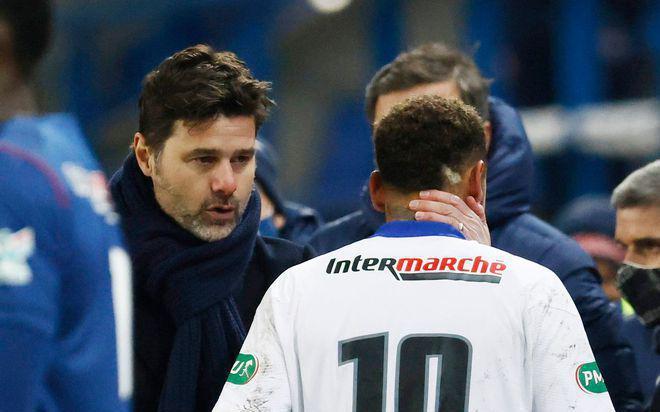 HLV Pochettino: 'PSG sẽ thắng Barcelona mà không cần tới Neymar'