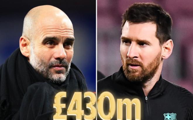 Man City gây sốc PSG, đưa đề xuất mới 430 triệu bảng chiêu mộ Messi