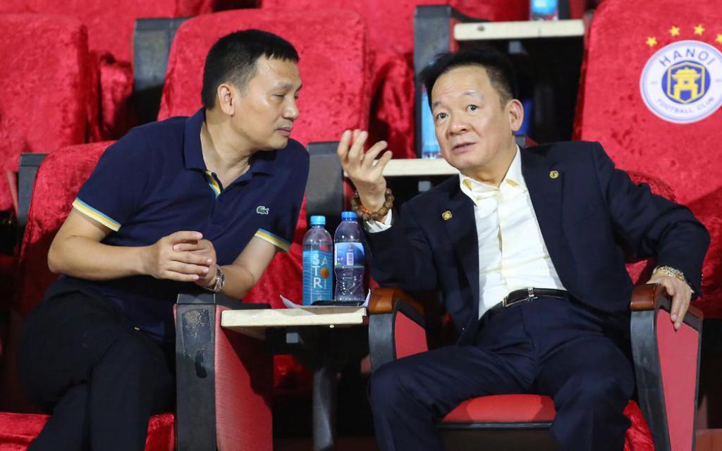 Bầu Hiển đã làm gì giúp Hà Nội FC trở thành thế lực ở V.League?