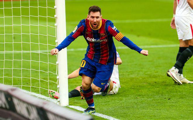 Đừng quên, Messi mới đang là chân sút số 1 thế giới trong năm 2021