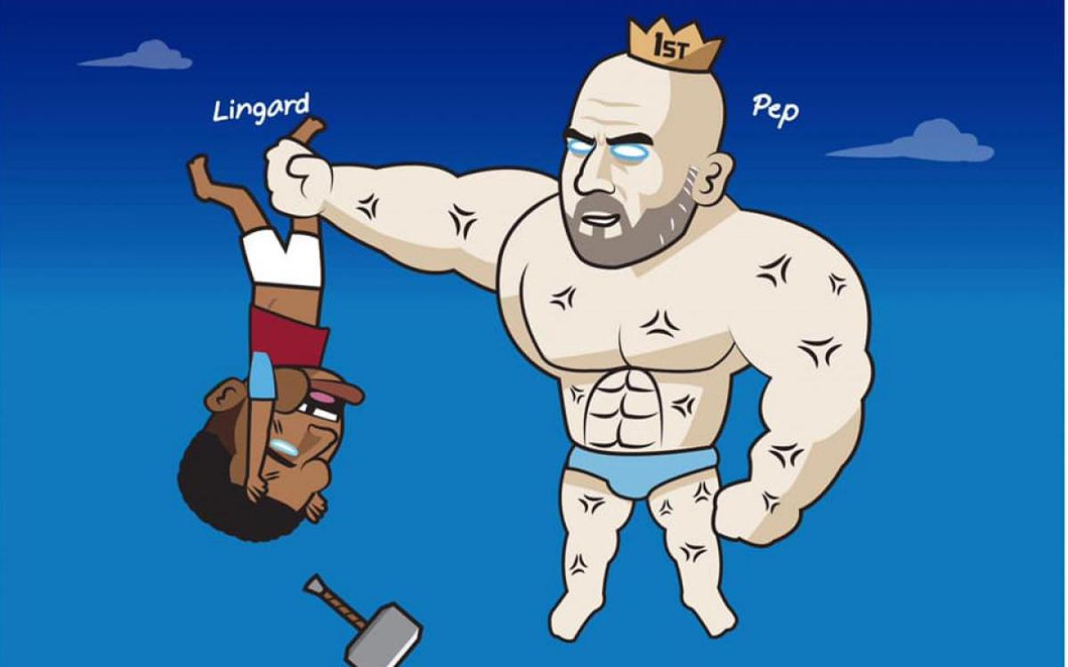 Biếm họa 24h: HLV Pep Guardiola