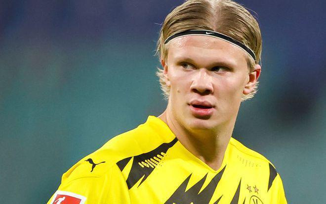 Dortmund bất ngờ mở lời bán Erling Haaland với giá ít nhất 150 triệu euro