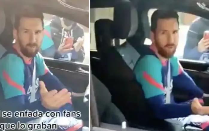Messi nổi giận, mắng fan Barca vì hành động lặp đi lặp lại này