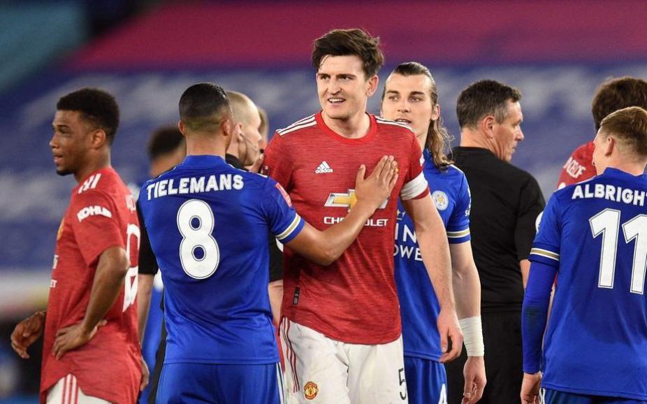 Maguire bị gọi là 'kẻ phản bội' sau trận thua Leicester