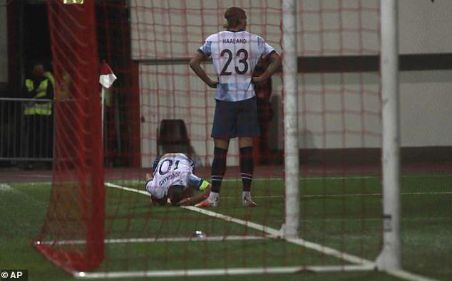 Odegaard đá World Cup cùng ĐT Na Uy, Arsenal lập tức gặp họa