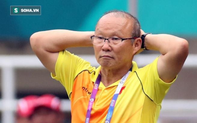 Thầy Park nhận thêm bất lợi từ trận đấu duy nhất thuộc vòng loại World Cup được diễn ra