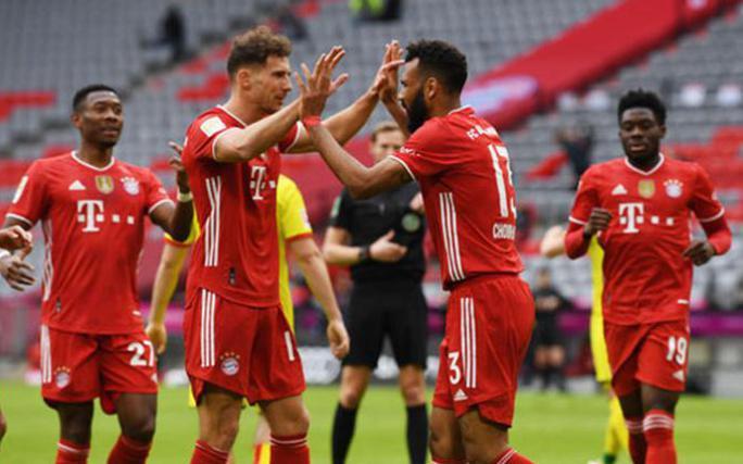 Bayern Munich sẽ xưng bá châu Âu