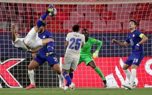 Chelsea 0-1 Porto: Đẹp nhưng không đủ