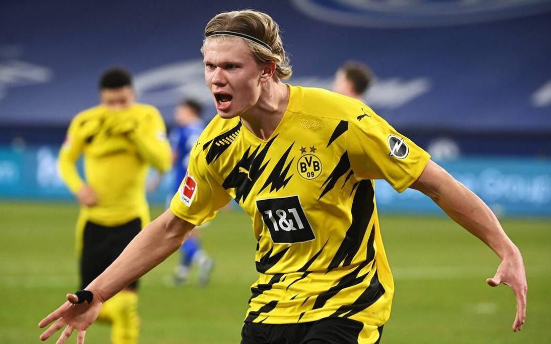Bayern Munich tự tin sở hữu Erling Haaland với giá rẻ