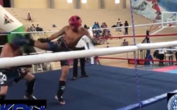 Dính 'cú đá ngàn cân', võ sĩ Ecuador chết vì xuất huyết não