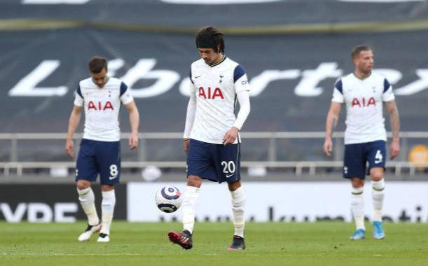 Tottenham nguy cơ phải đá giải hạng 3