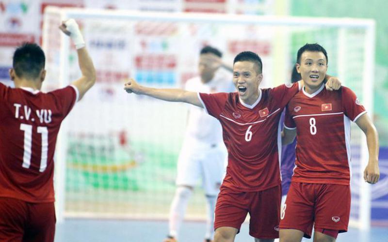 Nóng: Việt Nam đá giao hữu với Iraq ở UAE