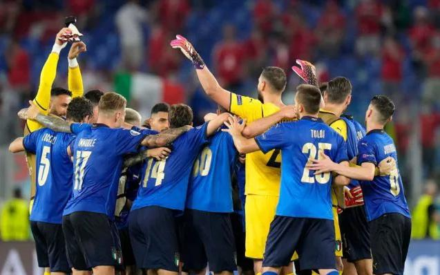Choáng với thống kê cho thấy cầu thủ Serie A đang thống trị EURO