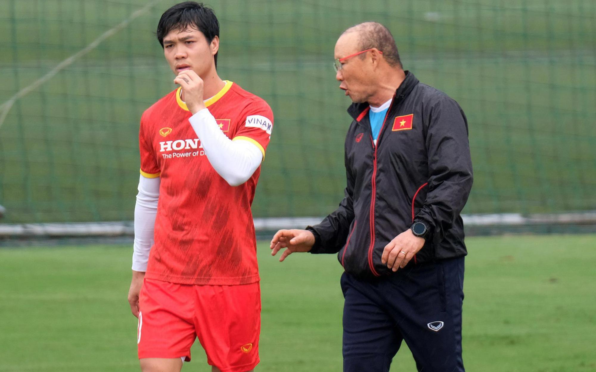 Đội hình dự kiến trận Việt Nam vs Indonesia: Thầy Park đặt niềm tin vào 4 ngôi sao của bầu Đức