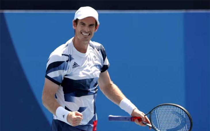Kết quả tennis Olympic mới nhất: ĐKVĐ đơn nam Andy Murray rút lui