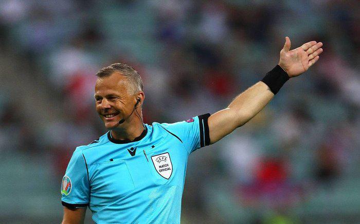 Trọng tài bắt trận Anh vs Ý - chung kết EURO 2021 là ai?