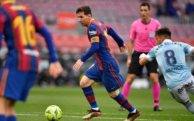 Đội hình trong mơ của PSG với Messi sẽ như thế nào?